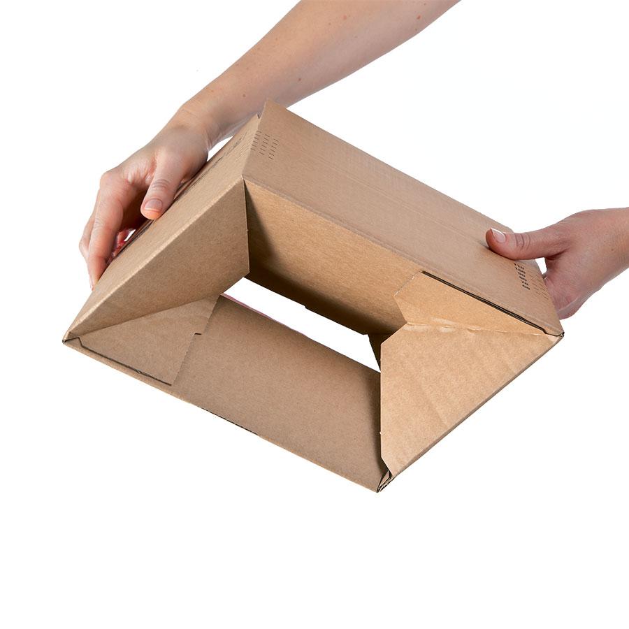scatola automontante