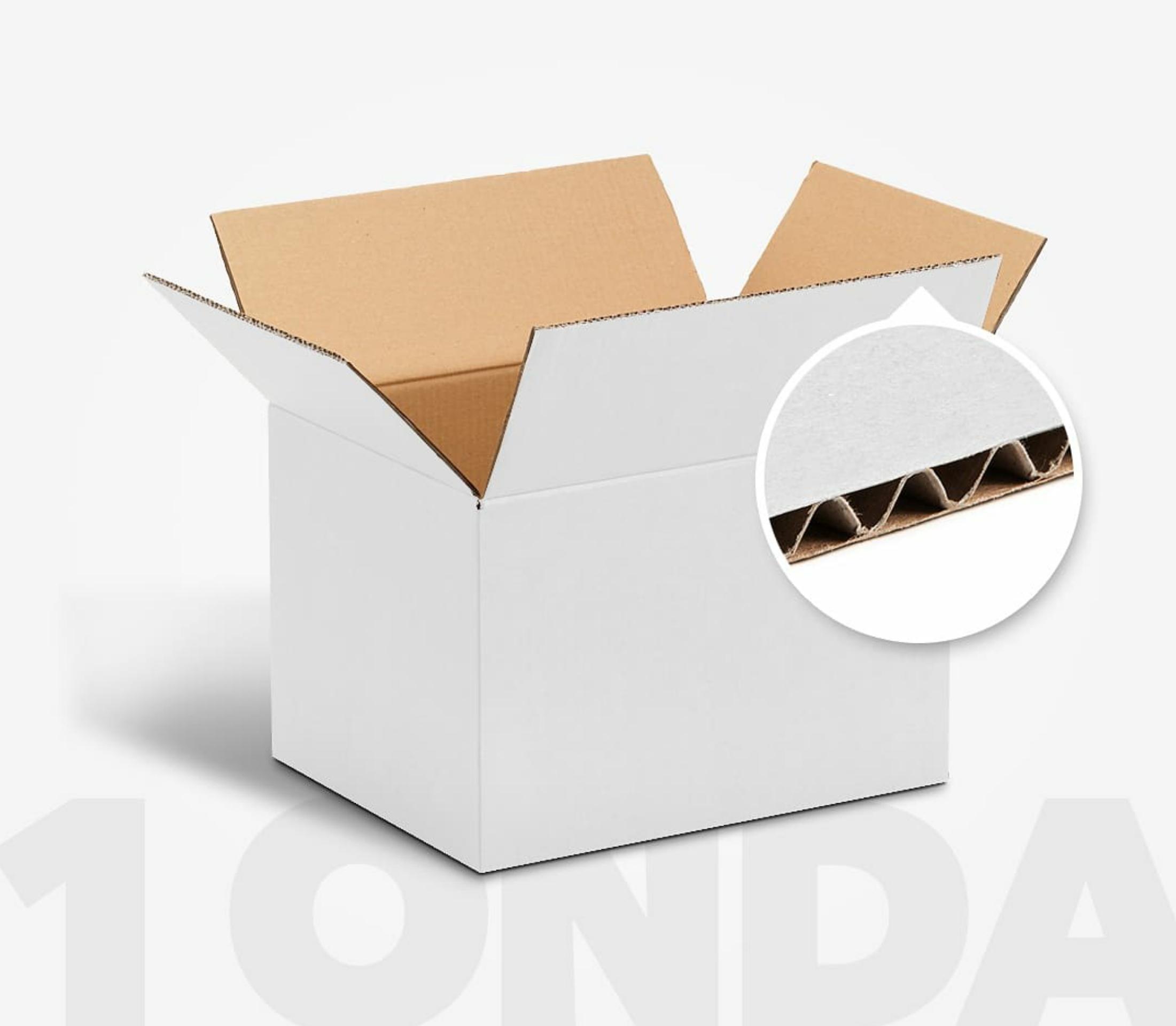 scatola bianca 1 onda