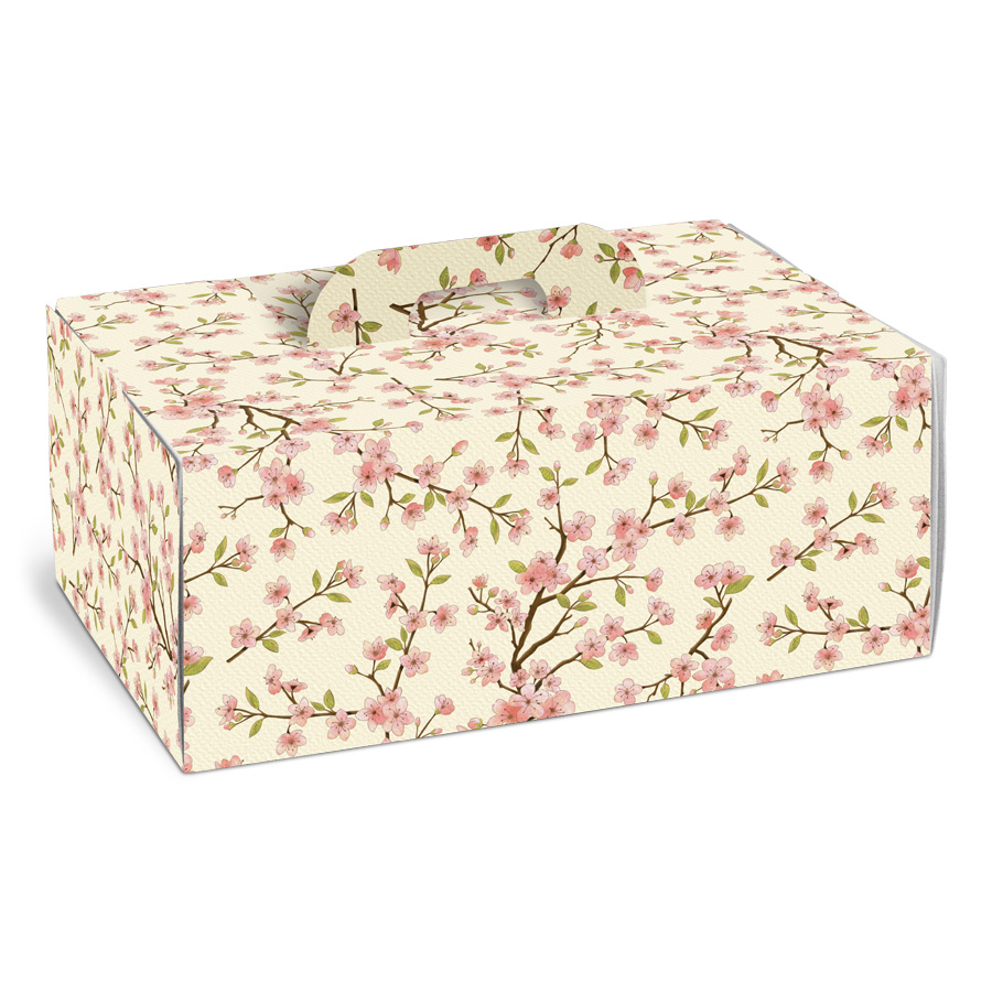scatola colomba pasqua cadeaux pesco