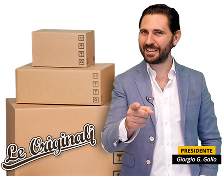Giorgio G. Gallo - Titolare Semprepronte