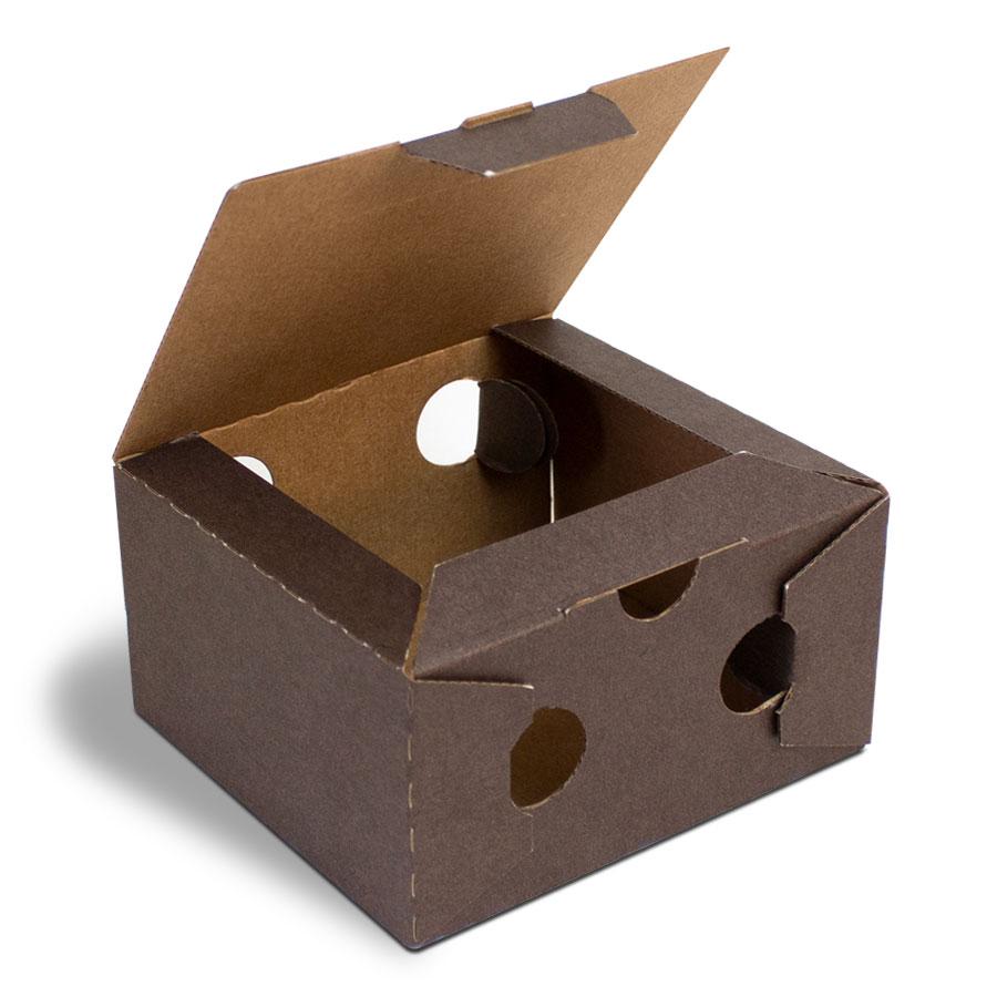 Contenitore alimentare in cartone