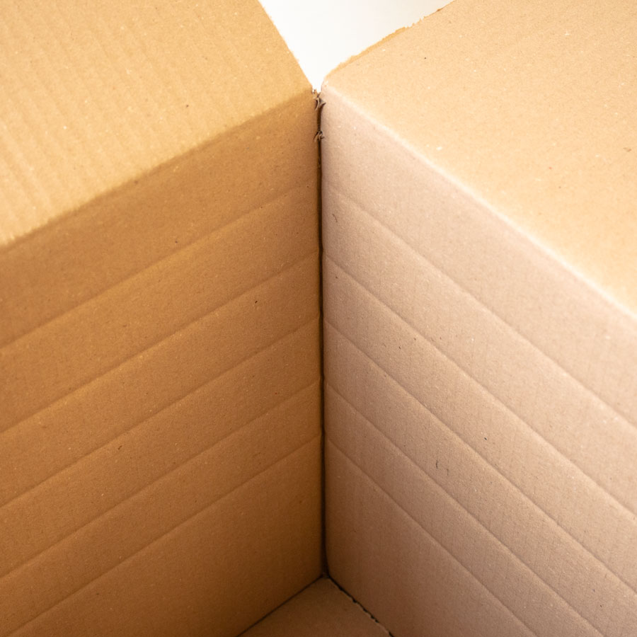 Scatole cartone altezza variabile