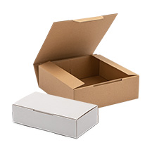 Scatole di cartone automontanti