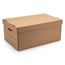 Scatole di cartone per trasloco