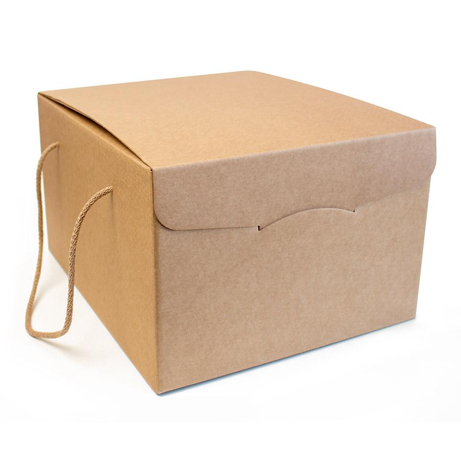 scatola take away segreto con cordini