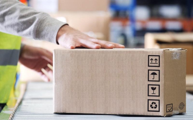 Caratteristiche delle scatole americane 25x20x14