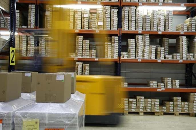 Come recuperare le scatole di cartone in magazzino