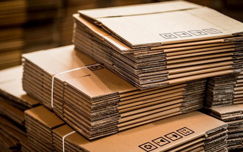 Come valutare la resistenza di una scatola di cartone