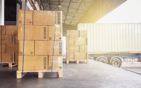 scatole con carta kraft, maggior resistenza all'umidità e allo stoccaggio