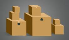 Come chiudere una scatola di cartone