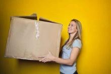 Scegliere le scatole di cartone