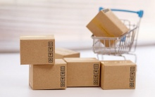 scatole semprepronte di cartone e-commerce imballaggio