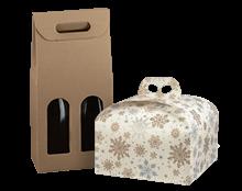 Scatole porta bottiglie